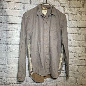 KOTO urban outfitters med beige orange shirt 3729